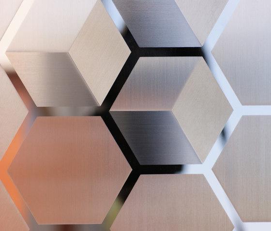 Cube by Inox Schleiftechnik | Metal sheets / panels