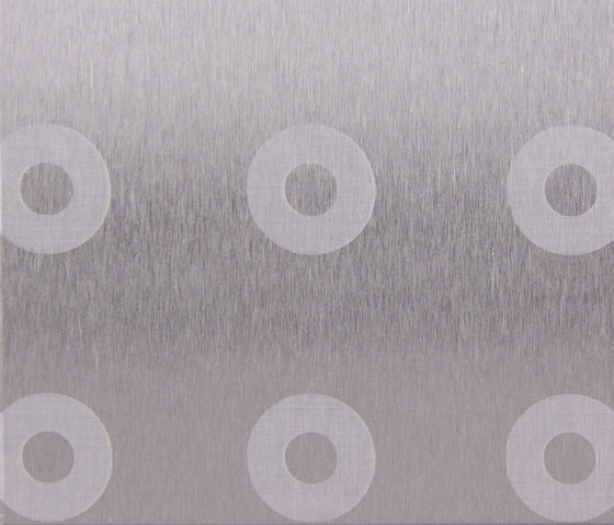 Ring | 250 by Inox Schleiftechnik | Metal sheets / panels