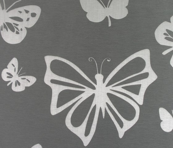 Schmetterlinge von Inox Schleiftechnik | Metallbleche / -paneele