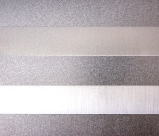 Stripes | 320 by Inox Schleiftechnik | Metal sheets / panels