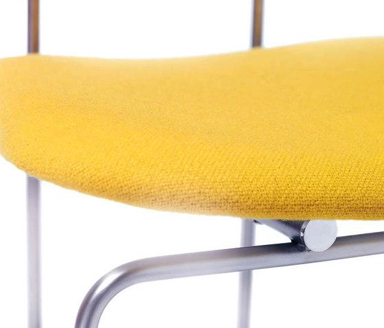 Safari S02 lightweight chair di Ghyczy | Sedie