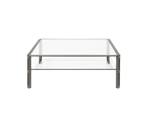 Embassy T10/2D Coffee table di Ghyczy | Tavolini salotto