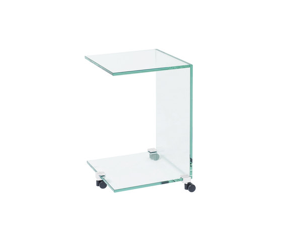 Pioneer TC Side table de Ghyczy | Tables d'appoint