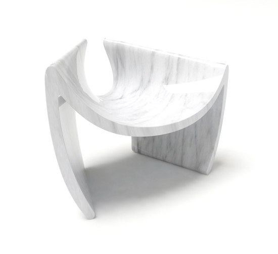 Easy Lounge - 3D Stone Carving by Tor Art & C