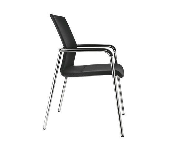 ON 176/7 by Wilkhahn | Visitors chairs / Side chairs
