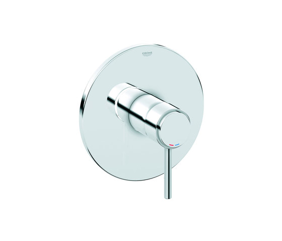 Atrio Single-lever shower mixer by GROHE   Shower controls