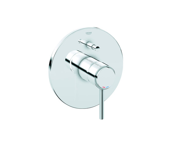 Atrio Single-lever bath mixer by GROHE   Bath taps