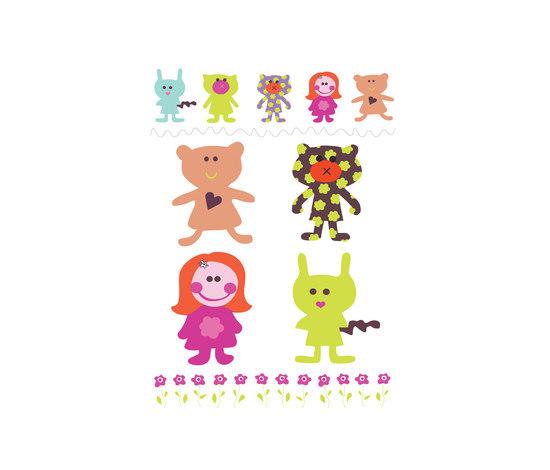 Spirit|Minifun Ugly Toys by Hornschuch | Wall films