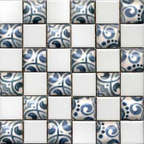 Mesh E-121 Sun by COBSA | Ceramic mosaics