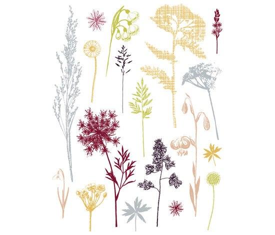 Spirit|Flow/Flowers Field herbs di Hornschuch | Pellicole da parete