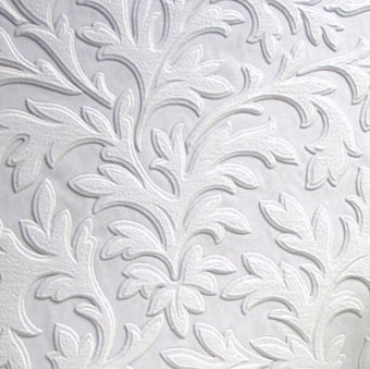 Textured Vinyl High Leaf RD80026 by Anaglypta | Wall coverings