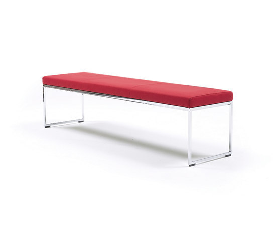 Frame bench by Arco | Waiting area benches