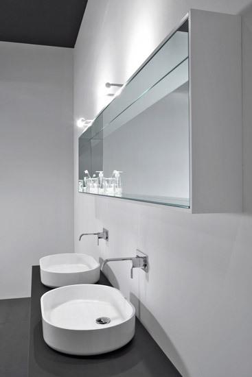 Reflesso by antoniolupi | Wall mirrors