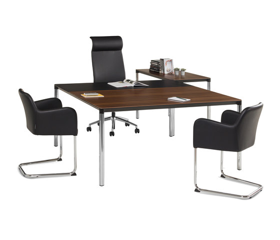 Calvino Operational Desk System by Koleksiyon Furniture | Conference tables