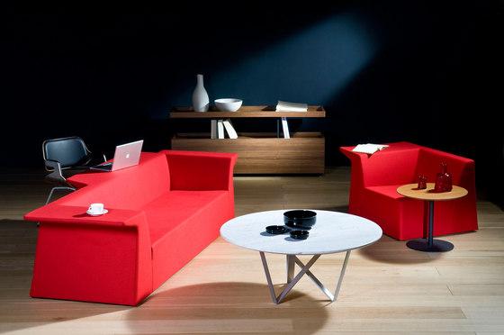 Ikaros Sofa by Koleksiyon Furniture | Lounge-work seating