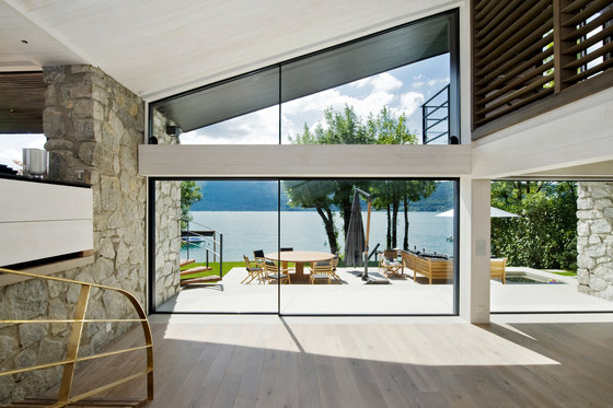 3001 Sliding by Vitrocsa | French doors