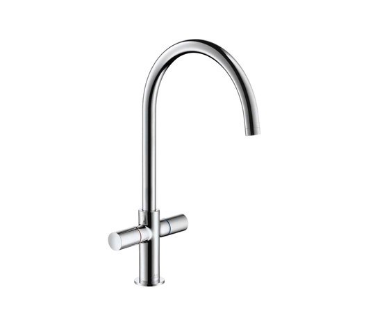 AXOR Uno² 2-Handle Kitchen Mixer de AXOR | Robinetterie de cuisine