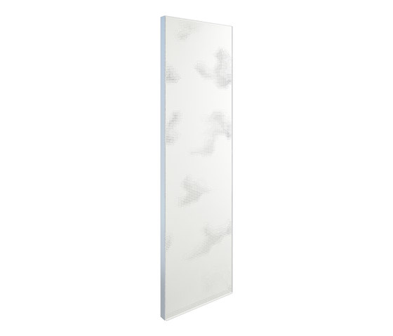 "AXOR Urquiola Partition Heater Pattern ""Clouds"" by AXOR 
