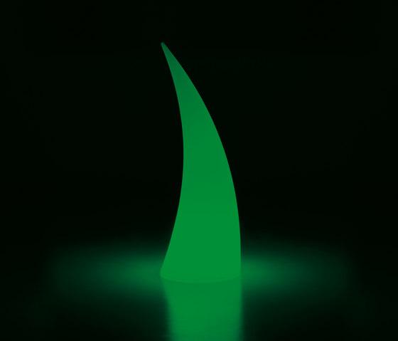 Horn | Light de PLUST | Lámparas de pie
