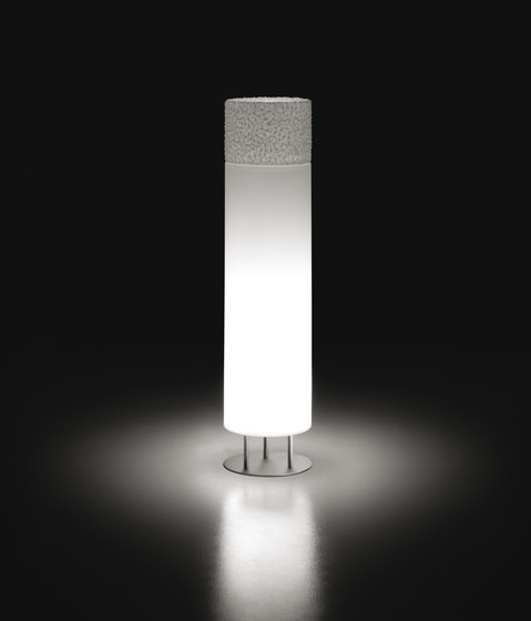 Ice-Cap | Light by PLUST | Free-standing lights