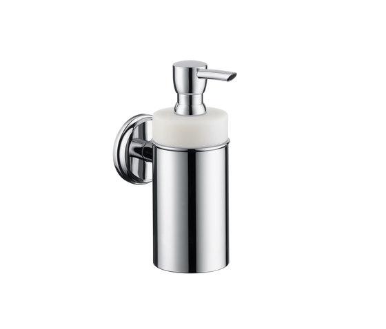 Hansgrohe Logis Classic Distributeur de savon liquide Classic de Hansgrohe | Distributeurs de savon liquide