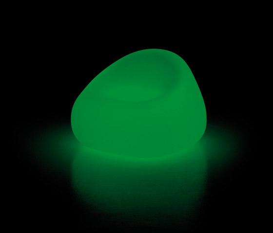 Gumball | Armchair Light de PLUST | Sillones