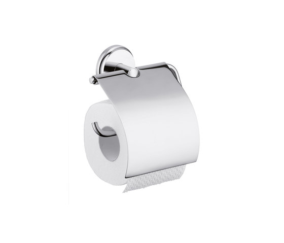 Hansgrohe Logis Classic Roll Holder by Hansgrohe | Paper roll holders