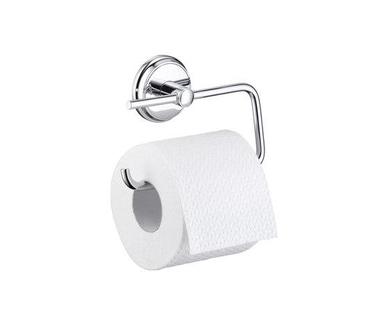 hansgrohe Porte-papier WC Classic de Hansgrohe   Distributeurs de papier toilette