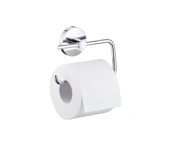 Hansgrohe Logis Roll Holder by Hansgrohe | Paper roll holders