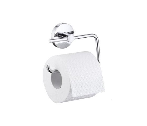 Hansgrohe Logis Porte-papier WC de Hansgrohe | Distributeurs de papier toilette