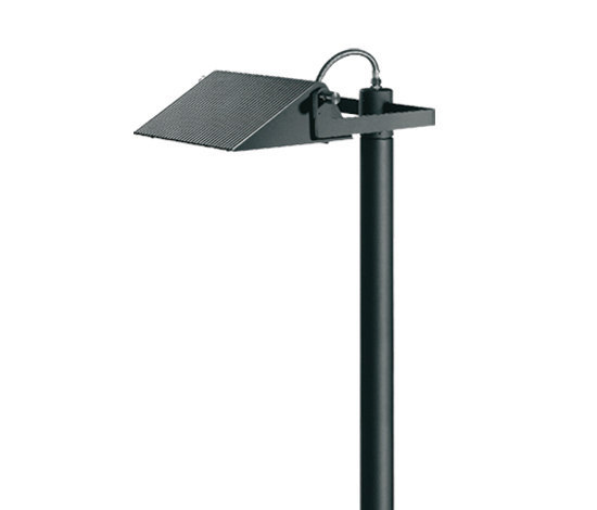 Novara ML Luminaire with bracket single by Hess | Path lights