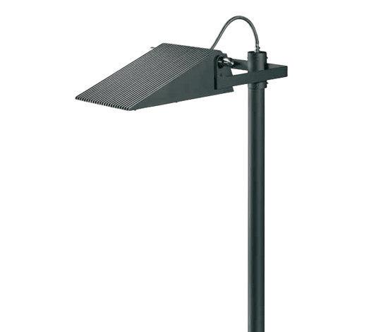 Novara SXL Luminaire avec console simple de Hess | Luminaires pour zones piétonnes