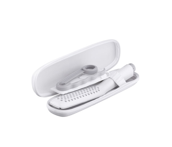 Hansgrohe PuraVida Travel Shower DN15 by Hansgrohe | Shower taps / mixers