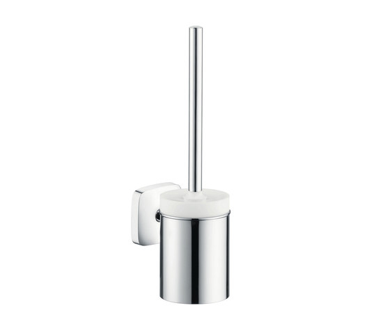 hansgrohe Toilet brush holder wall-mounted by Hansgrohe | Toilet brush holders