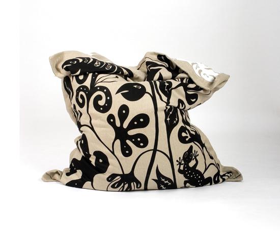 Flour Fellow Gecco by Green Furniture Concept | Beanbags