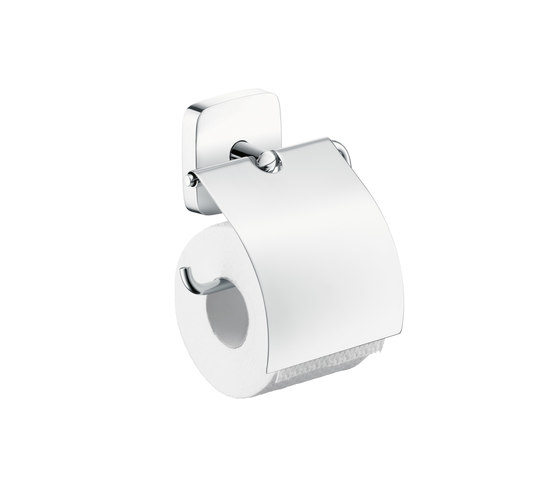 Hansgrohe PuraVida Roll Holder by Hansgrohe | Paper roll holders
