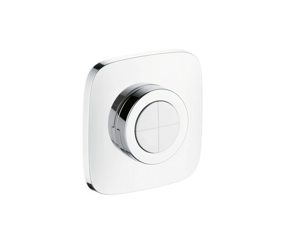 Hansgrohe PuraVida iControl mobile Electronic Shut-off and Diverter Valve DN20 for concealed installation by Hansgrohe | Accessories
