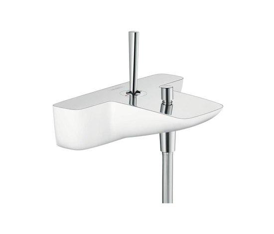 Hansgrohe PuraVida Single Lever Bath Mixer by Hansgrohe | Bath taps