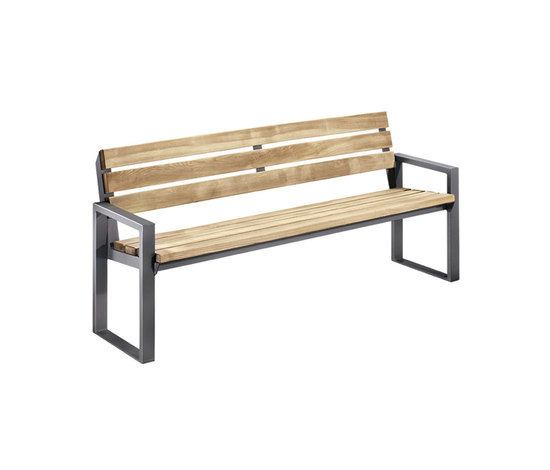 Castello Bench by Hess | Garden benches