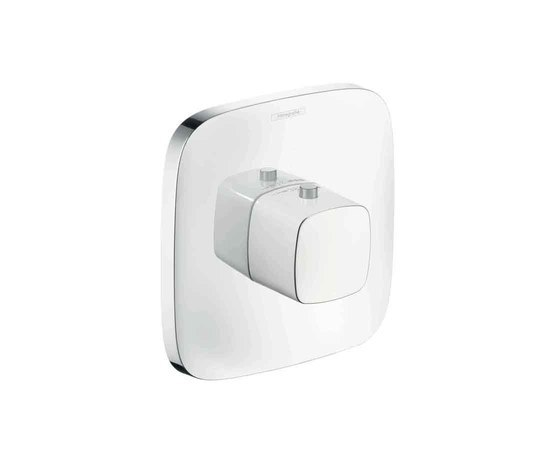 Hansgrohe PuraVida Highflow Thermostat by Hansgrohe | Shower taps / mixers