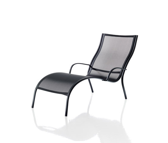 Paso Doble Chaise Longue by Magis | Sun loungers