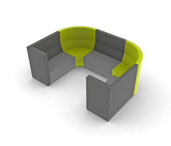 Bricks Sofa de Palau | Asientos modulares
