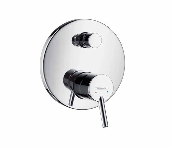 Hansgrohe Talis S Single Lever Bath Mixer by Hansgrohe | Bath taps