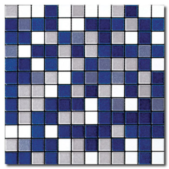 Appiani Mix Aqua 08 by Appiani | Ceramic mosaics