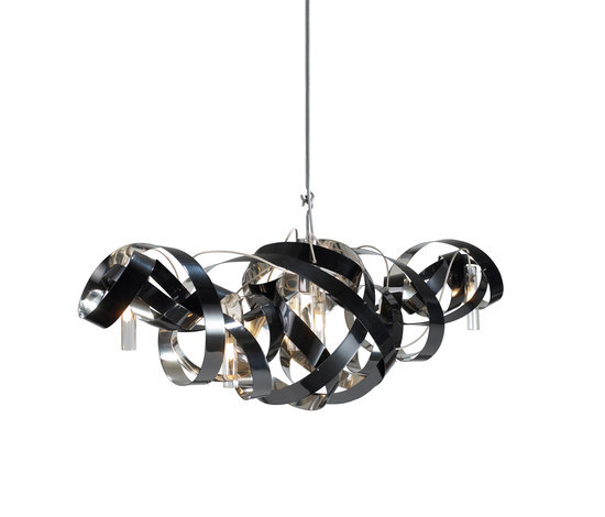 Montone Chandelier triangle by Jacco Maris | General lighting