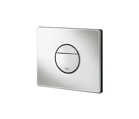 Nova Cosmopolitan Wall plate de GROHE | Grifería para WCs