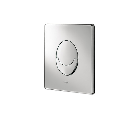 Skate Air Wall plate by GROHE | Flushes