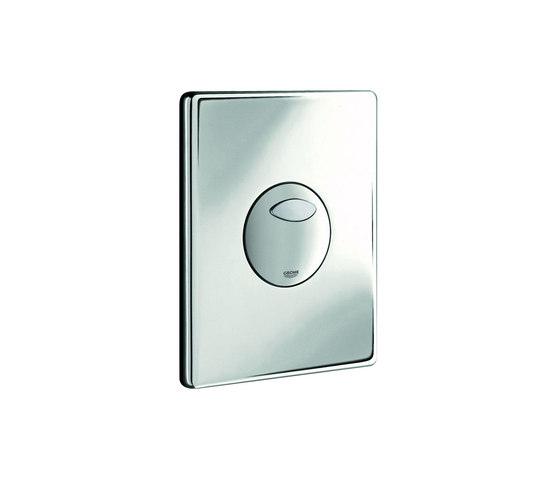 Skate Flush plate by GROHE | Flushes