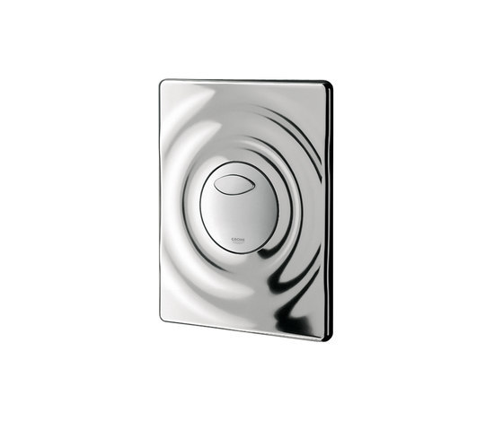 Surf Wall plate by GROHE | Flushes