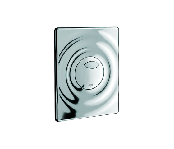 Surf Flush plate by GROHE | Flushes